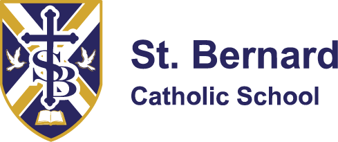 St. Bernard Catholic School logo